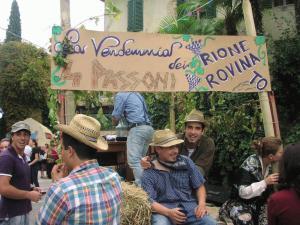 Festa dell'uva a Panicale (Pg)